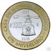 La moneda en mexico numiszac - Casa de la moneda empleo ...